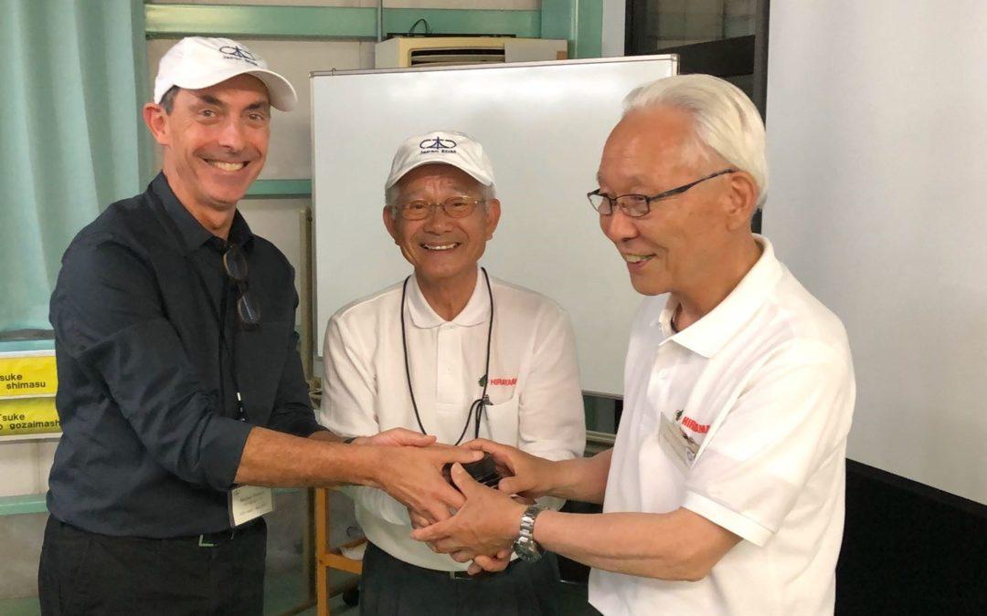 Compass i Japan