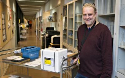 Lean hjælper Politiet med DNA analyser