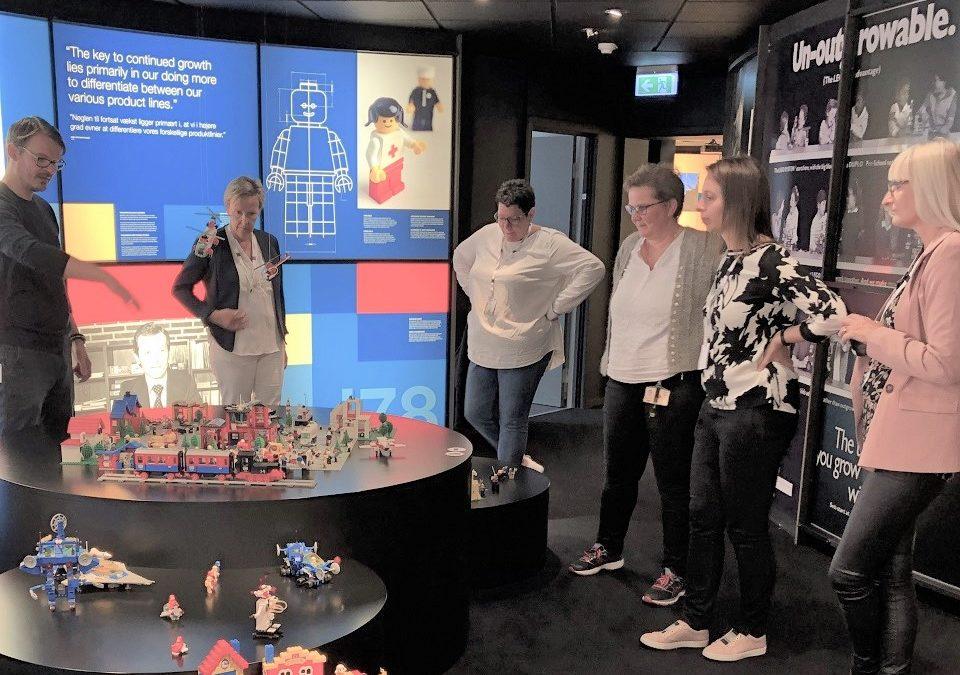 Lean Six Sigma ERFA møde hos LEGO
